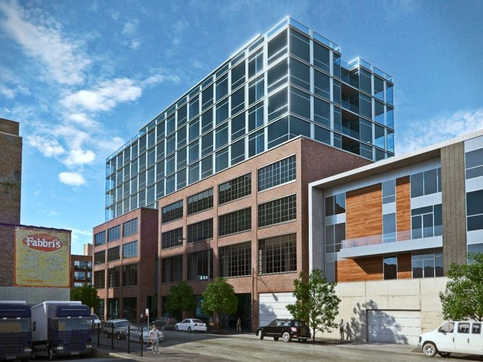 11-story mixed-use development at 165-171 Aberdeen St., Chicago