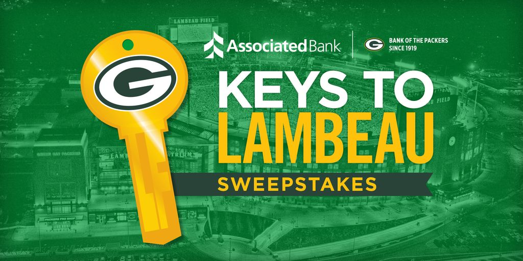 Enter Associated Bank's Keys to Lambeau Sweepstakes