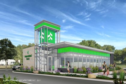 Associated Bank announces plans for new East Peoria branch