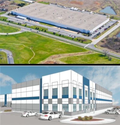 Associated Bank announces loans for Illinois warehouse/distribution centers