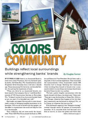 Colors and Community