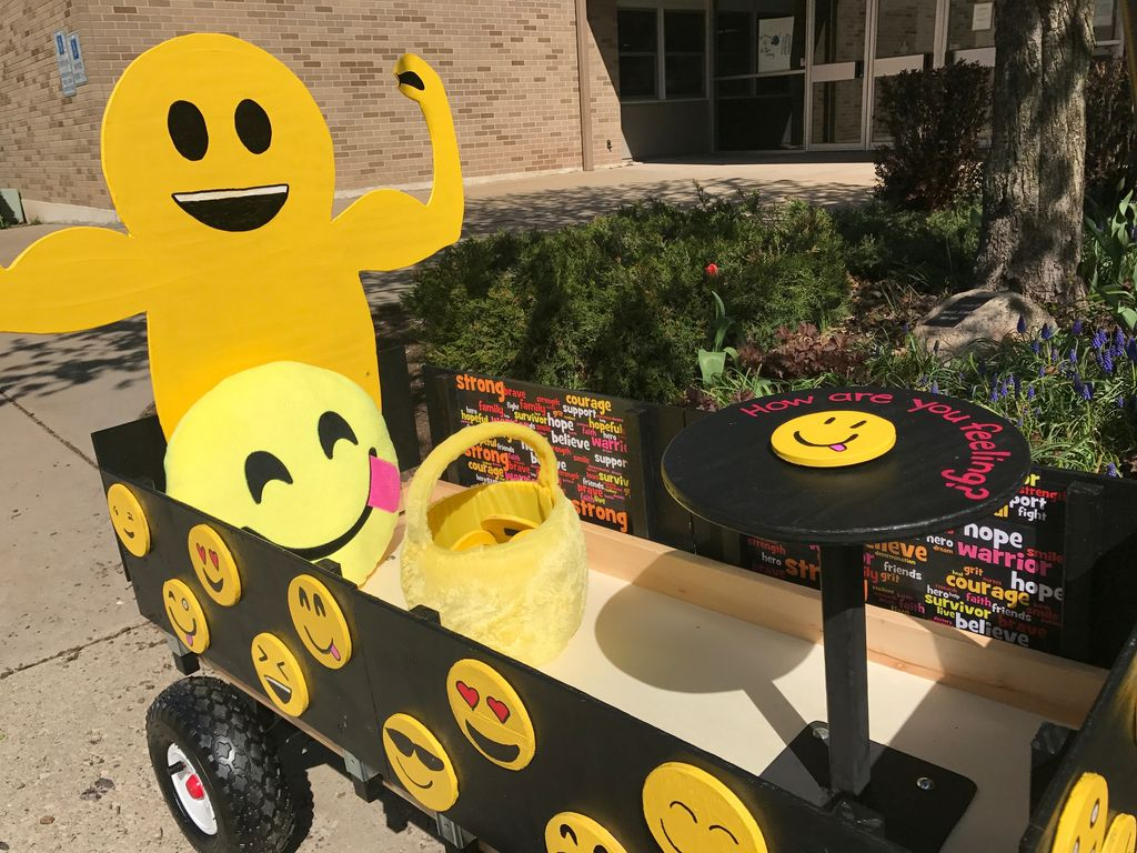 Wagon Warriors Campaign launched to raise money for Cancer Research