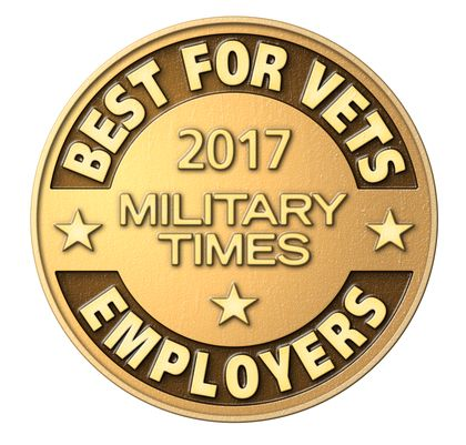 2017 Best for Vets: Employer