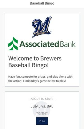 Associated Bank sponsors new Ballpark App upgrades and offers additional benefits to help enhance the fan experience at Miller Park