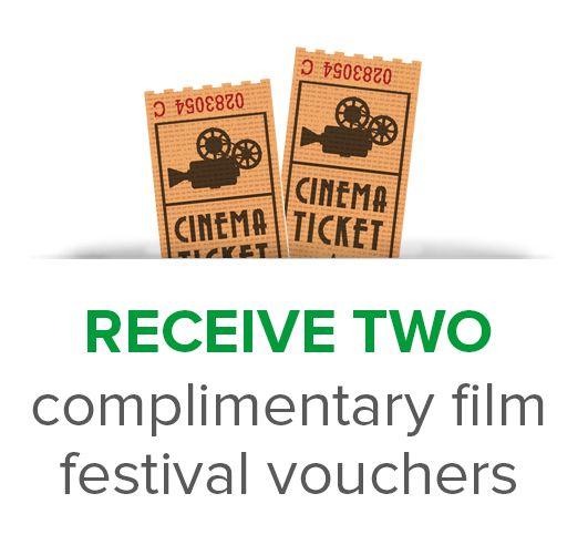 Ticket voucher giveaway between Sept. 18-20.