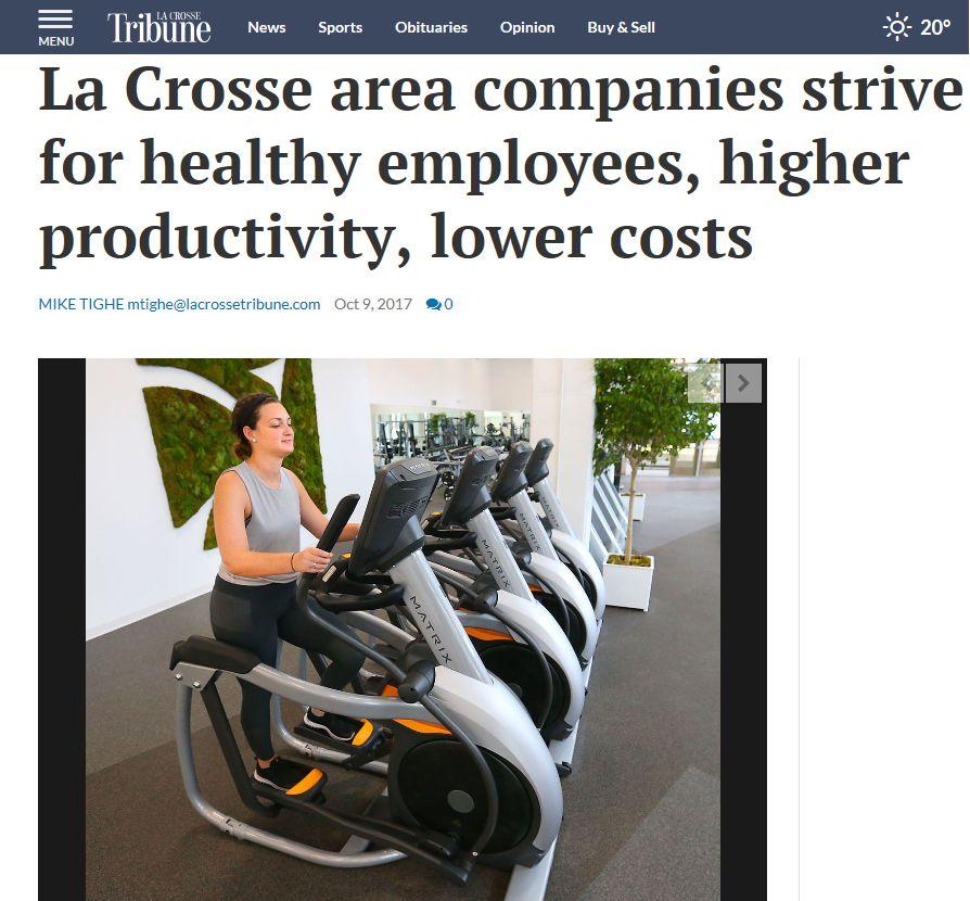 La Crosse County hosts Well County Initiative