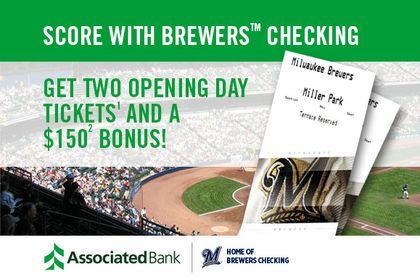 MILWAUKEE BREWERS: Fans have opportunity to score Opening Day tickets