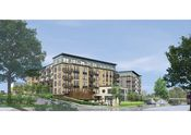 High Street Residential apartment project in Edina, Minn.