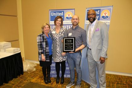 Associated Bank wins award at Brown County United Way annual meeting