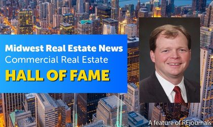 Patrick Ahern elected to Commercial Real Estate Hall of Fame