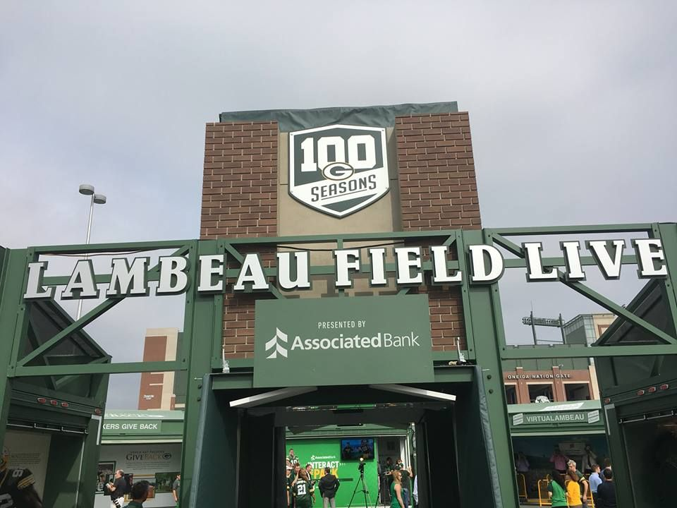 Lambeau Field Live presented by Associated Bank
