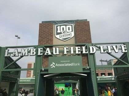 Lambeau Field Live, presented by Associated Bank, arrives at Racine County Fair