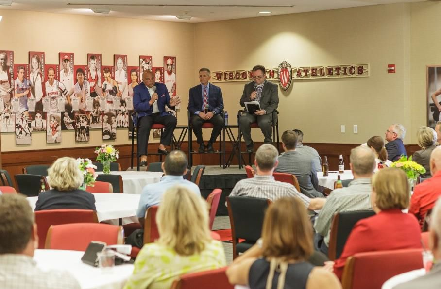 Building your Fan Base B2B Event with Badgers Leadership