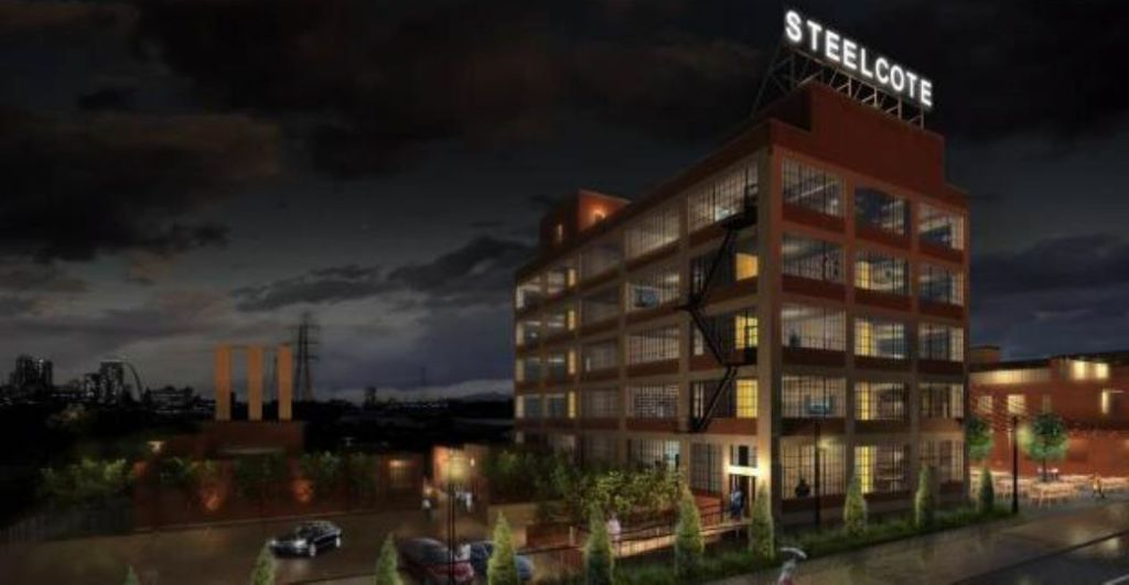 Steelcote Lofts in St. Louis