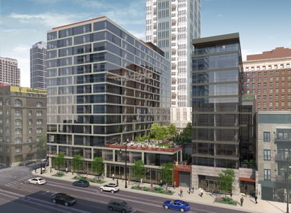 Associated Bank completes $50M syndicated loan for multi-family Chicago South Loop project