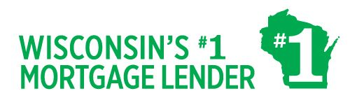 Associated Bank is recognized as Wisconsin's #1 Mortgage Lender.