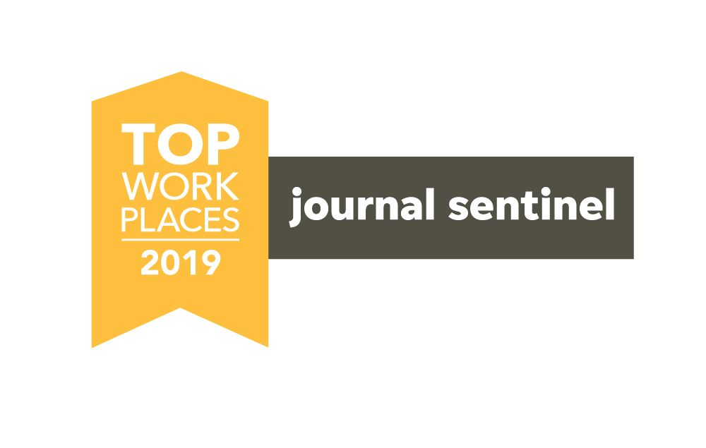 Milwaukee Journal Sentinel's Top Workplaces 2019