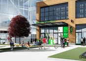 An Associated Bank branch will be built in Titletown and offer one-of-a-kind experiences for Packers fans.