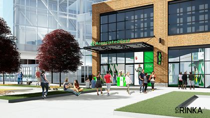 Associated Bank to open experiential branch in Titletown