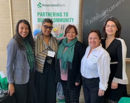 Associated Bank sponsorship inspires community growth and action in Chicago