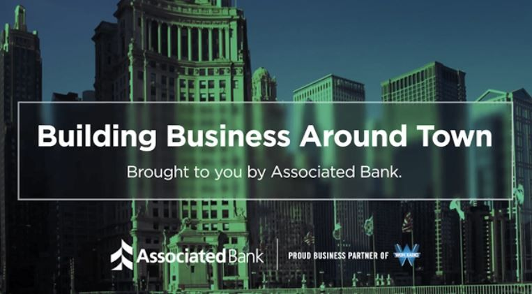 Building Business Around Town, presented by Associated Bank.