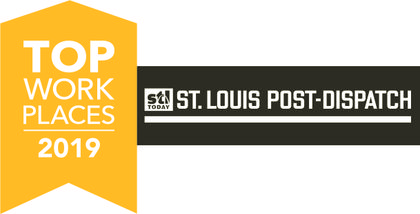 Associated Bank named a winner of the St. Louis Top Workplaces 2019 award
