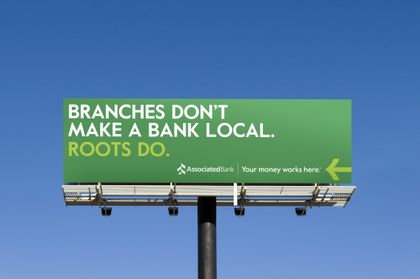 "Associated Bank shows how ""Your Money Works Here™"" in new marketing campaign"