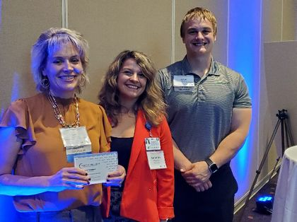 Lori Teuchert recognized for focus on well-being