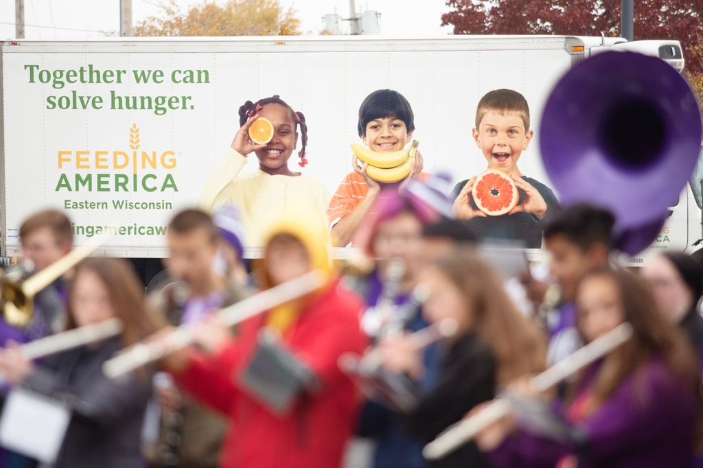 Stock the Box for Hunger at Lambeau Field is scheduled for Saturday, Oct. 19.