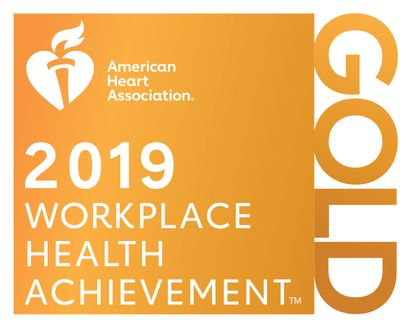 Associated Bank recognized by American Heart Association for workplace health achievement