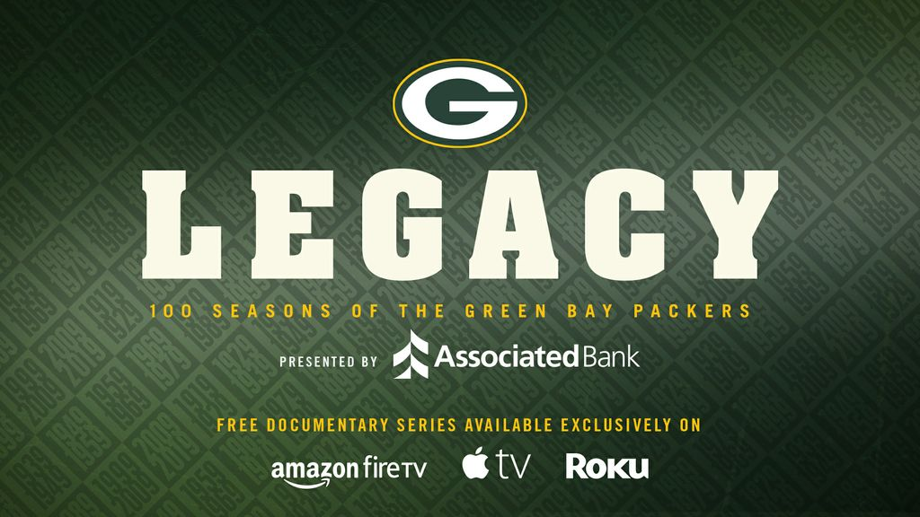 Legacy: 100 Seasons of the Green Bay Packers, presented by Associated Bank