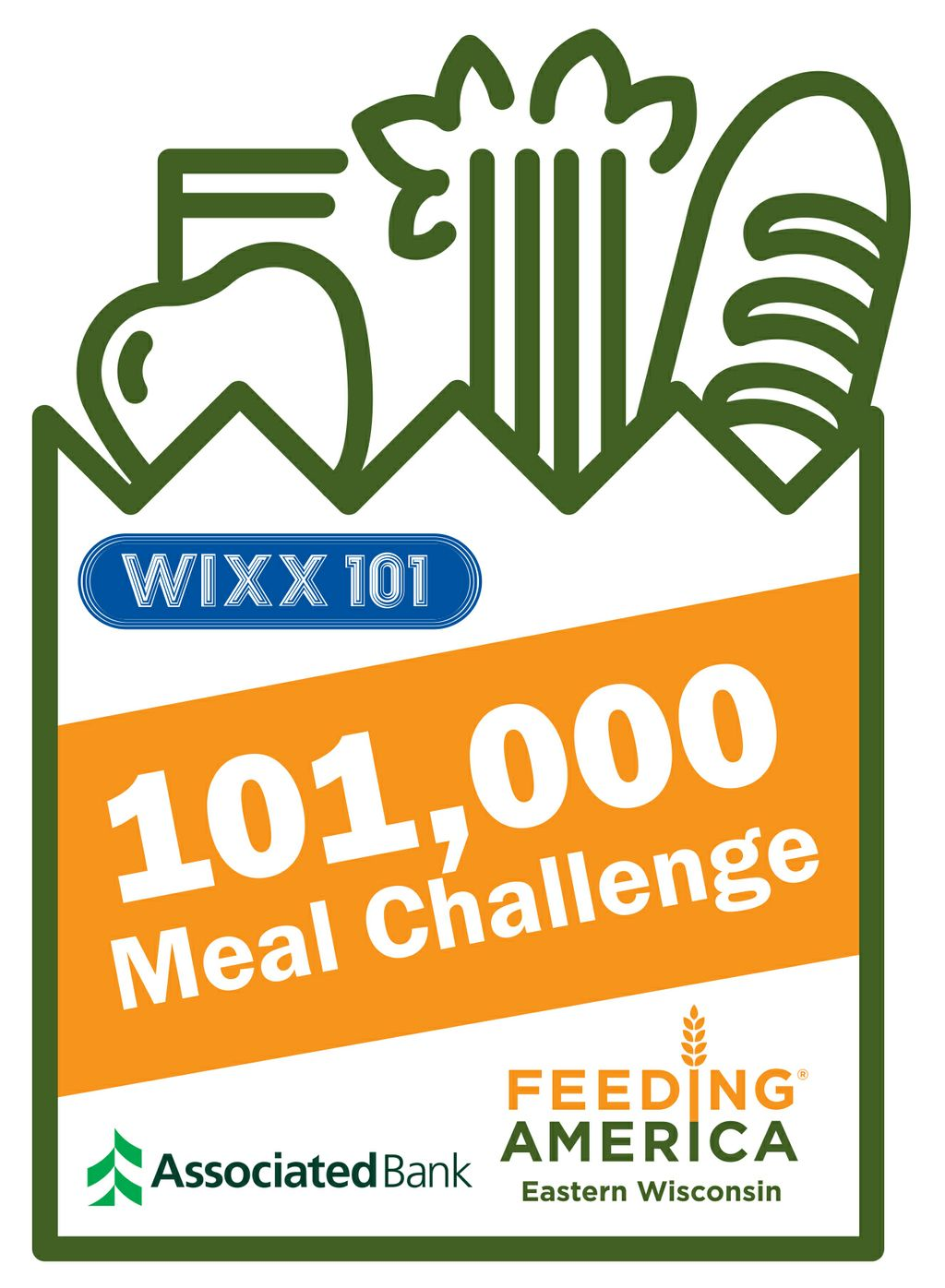 101,000 Meal Challenge