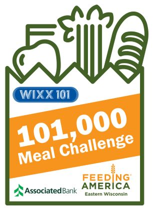 Associated Bank teams up with Feeding America and 101 WIXX Radio for 101,000 Meal Challenge