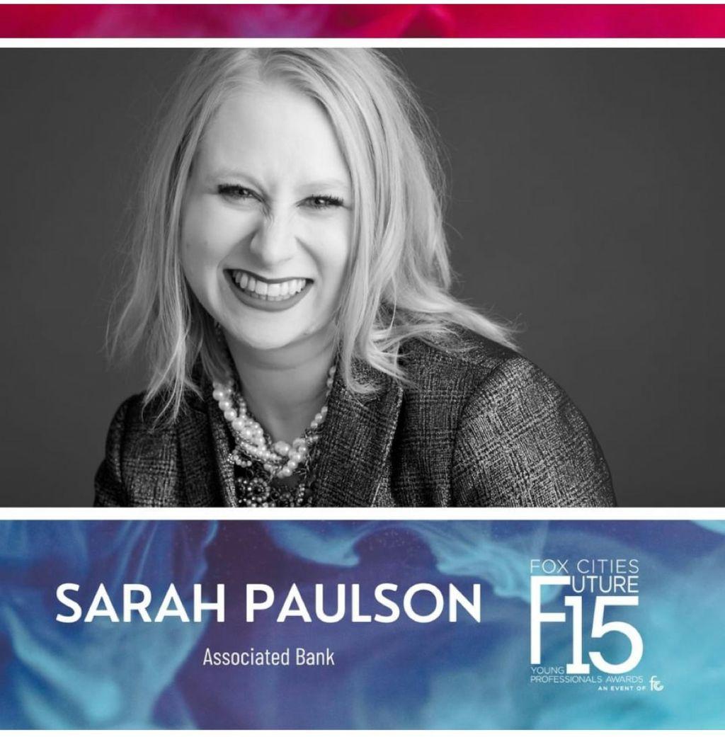 Sarah Paulson, Fox Cities Future 15