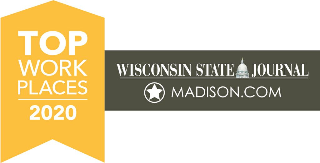 Associated Bank awarded a Top Workplaces 2020 honor by The Wisconsin State Journal