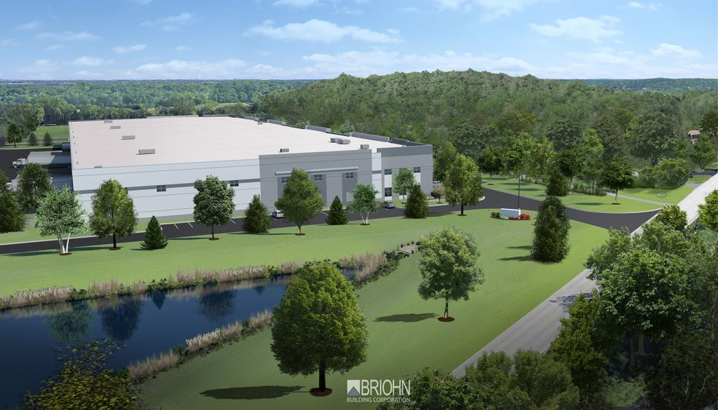 Associated Bank finances $10.5M for construction of New Berlin, Wis. warehouse/distribution center