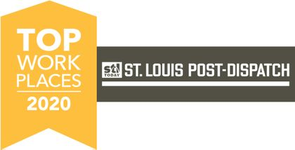 Associated Bank named a winner of the St. Louis Post-Dispatch Top Workplaces 2020 Award