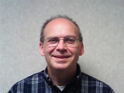 Volunteers of Associated: Larry Siebers, Database Administrator
