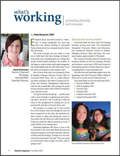 What's Working Benefits Magazine