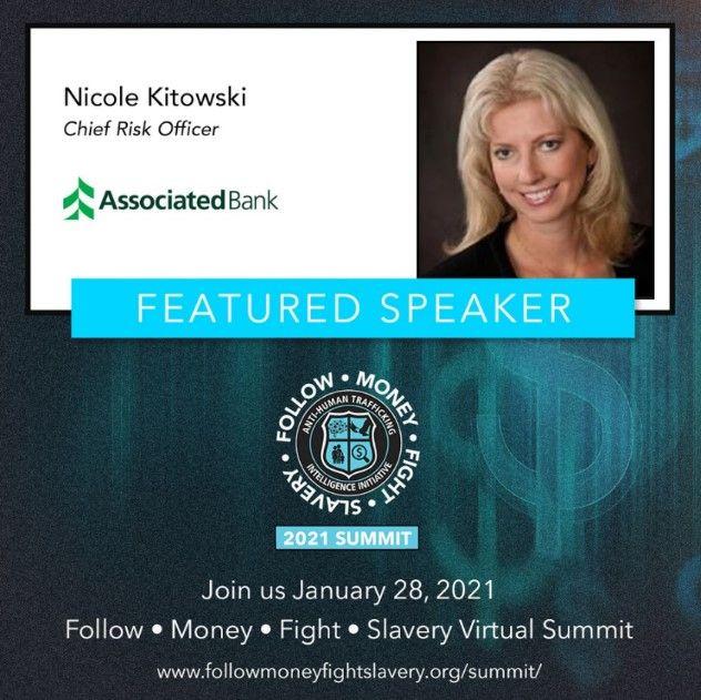 Nicole Kitowski of Associated presents at virtual summit