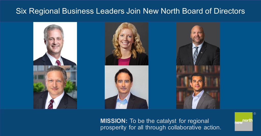 Nicole Kitowski among six regional business leaders to join New North board of directors
