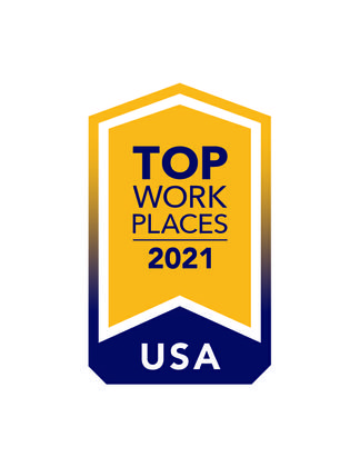 Energage names Associated Bank a winner of the 2021 Top Workplaces USA Award