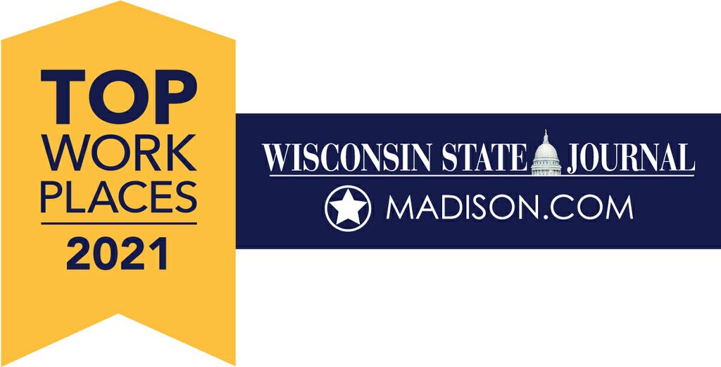 Wisconsin State Journal Names Associated Bank a Winner of the Madison, WI Top Workplaces 2021 Award
