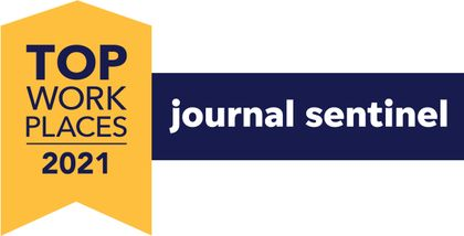 Milwaukee Journal Sentinel Names Associated Bank a Winner of the Southeast Wisconsin Top Workplaces 2021 Award
