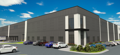 Associated Bank completes financing for Minneapolis area logistics center project