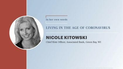 In Her Own Words: Nicole Kitowski banks on wellness