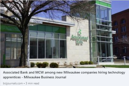 MKE Tech Hub Coalition Launches Second Apprentice Cohort with Milwaukee-Area Employers