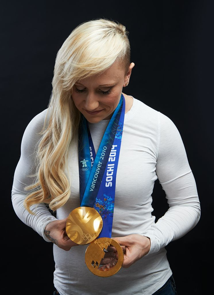 Canada S Top Athlete Kaillie Humphries Named Calgary