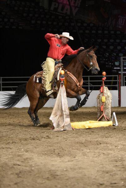 Runt Rageth, Cowboy Up Grand Champion
