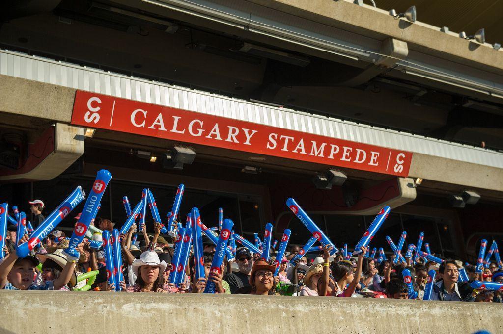 Bmo Jr Reporters Kick Off Bmo Kids Day Calgary Stampede